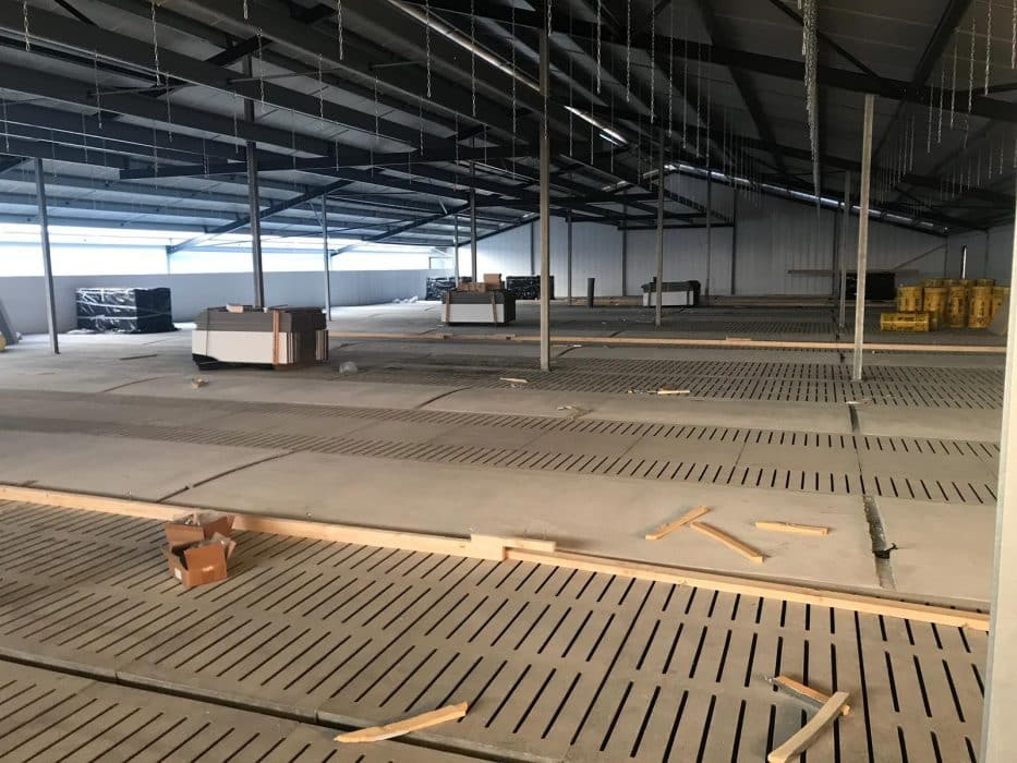 Straalbedrijf Arts beton herstel